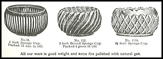 Sponge Cups